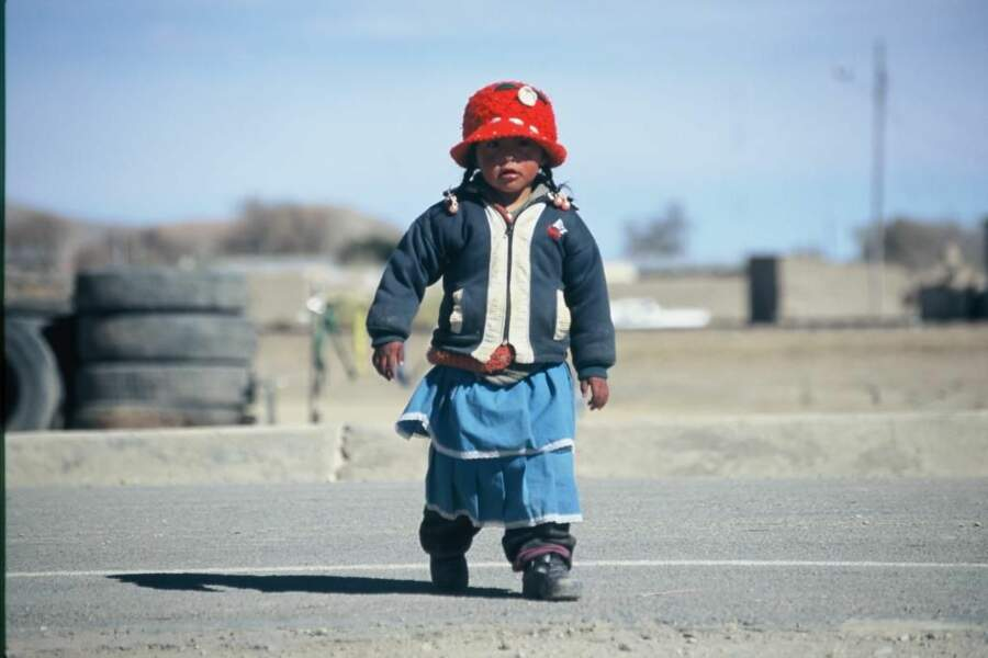 Photo prise en Bolivie par le GEOnaute : jol