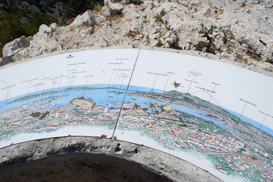 Entre ciel et mer : les monts Toulonnais