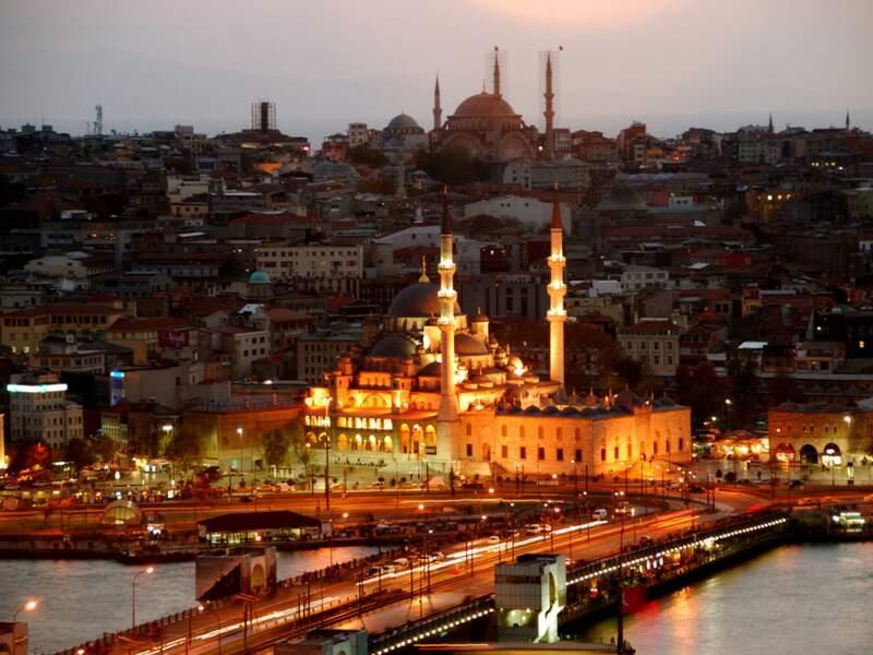 Diaporama n°5 : Istanbul : voyage au pays du Bosphore