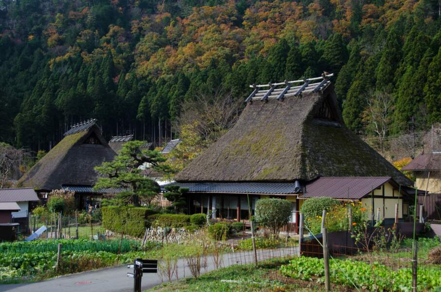 Miyama, une ravissante escapade rurale