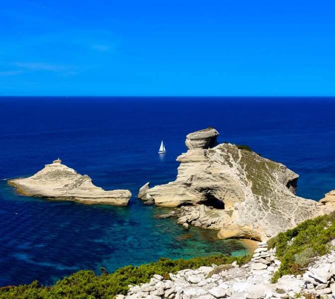 Et vogue le bateau, Bonifacio, Corse du sud