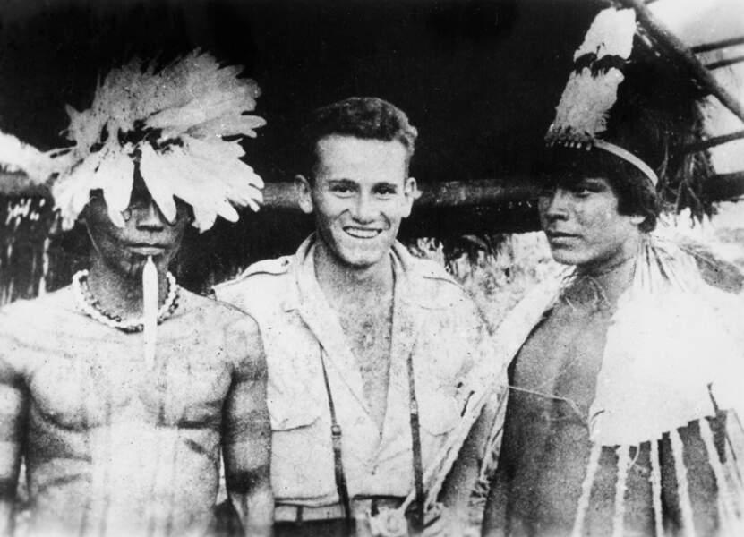 Disparu en 1950, Raymond Maufrais reste un explorateur mythique