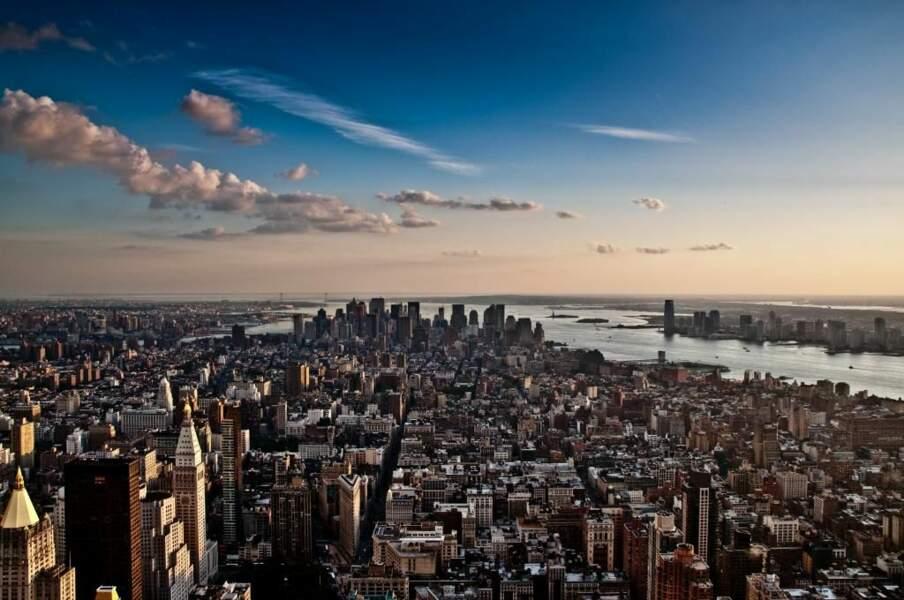 N°1 - New York (Etats-Unis)