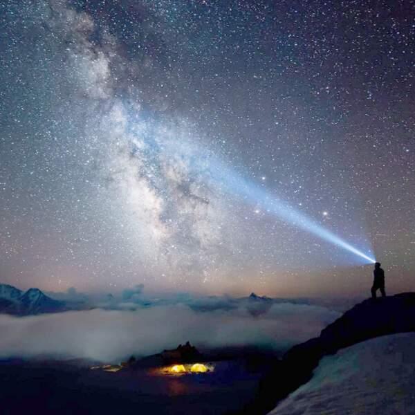 Mont Elbrouz, en Russie