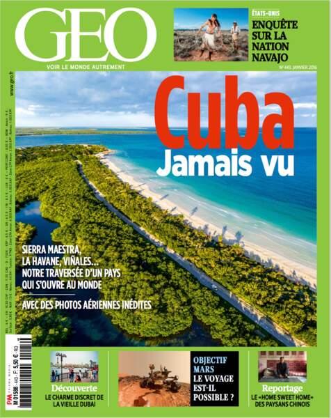 Retrouvez l'intégralité de ce reportage dans le magazine GEO n°443 (janvier 2016)