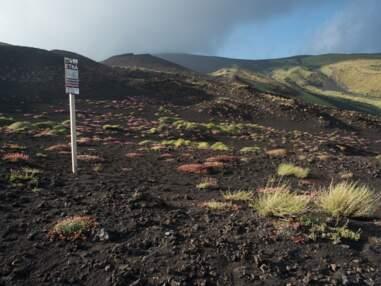 Expédition au sommet de l'Etna