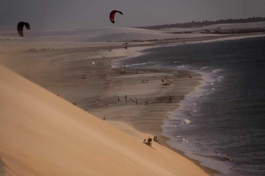 Photo prise à Jericoacoara (Brésil) par le GEOnaute : ludo