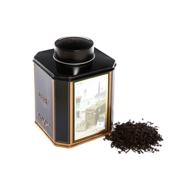 Méert, institution lilloise célèbre pour ses gaufres, invite au voyage avec ses thés