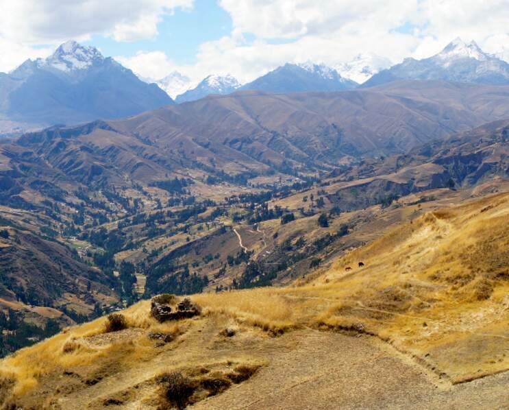 Pérou - Huaraz : paradis de la rando dans les Andes