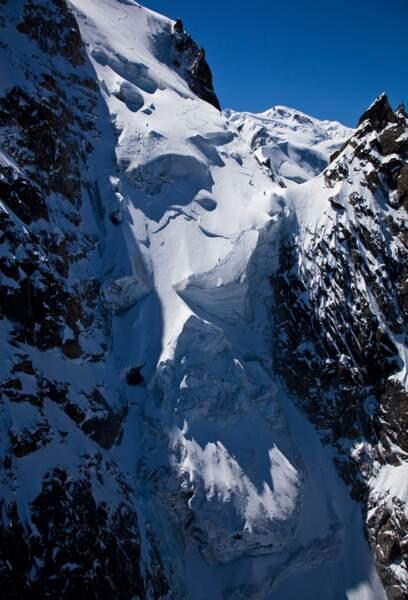 La Face nord de l'aiguille du Plan, Chamonix, France (2011)