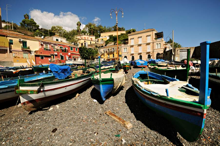 Italie - Voyage en Sicile, Taormine et sa région