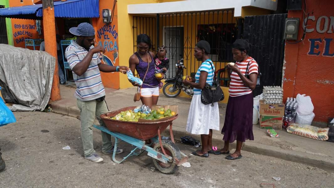Parcourir les rues d'Higüey