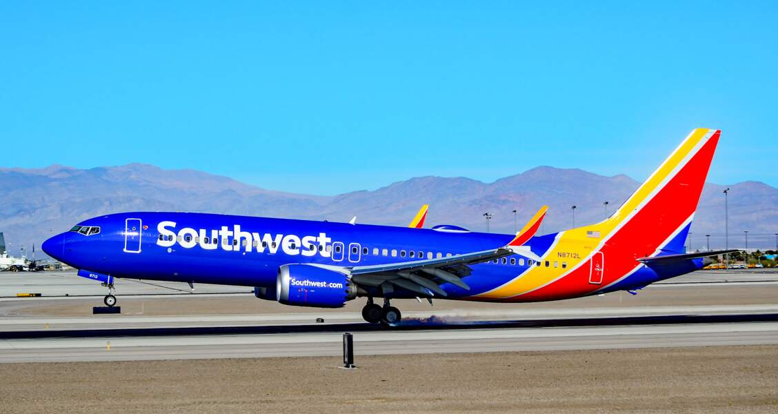6 - Southwest Airlines