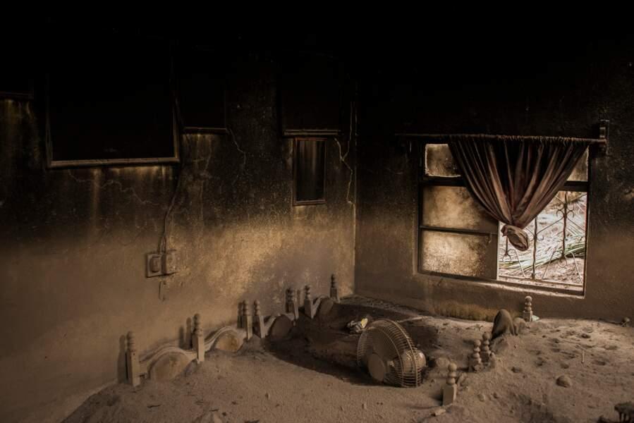"""Guatemala : maison abandonnée après l'éruption du Volcán de Fuego le 3 juin 2018 – Catégorie """"infos générales"""""""