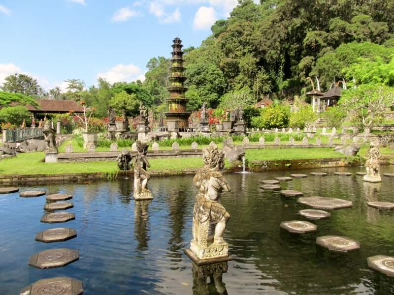 Le Water Palace de Tirtagangga