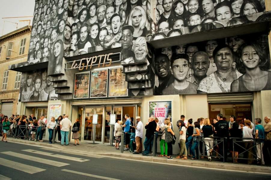 Le cinéma Le Gyptis