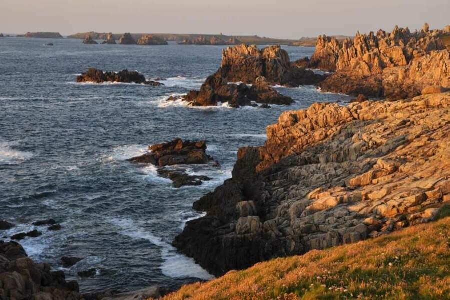 Photo prise sur l'île d'Ouessant (Finistère), par grisou