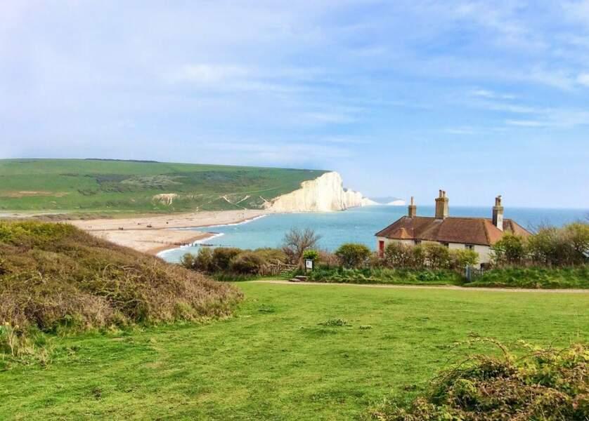 Angleterre - Hastings et Beachy Head