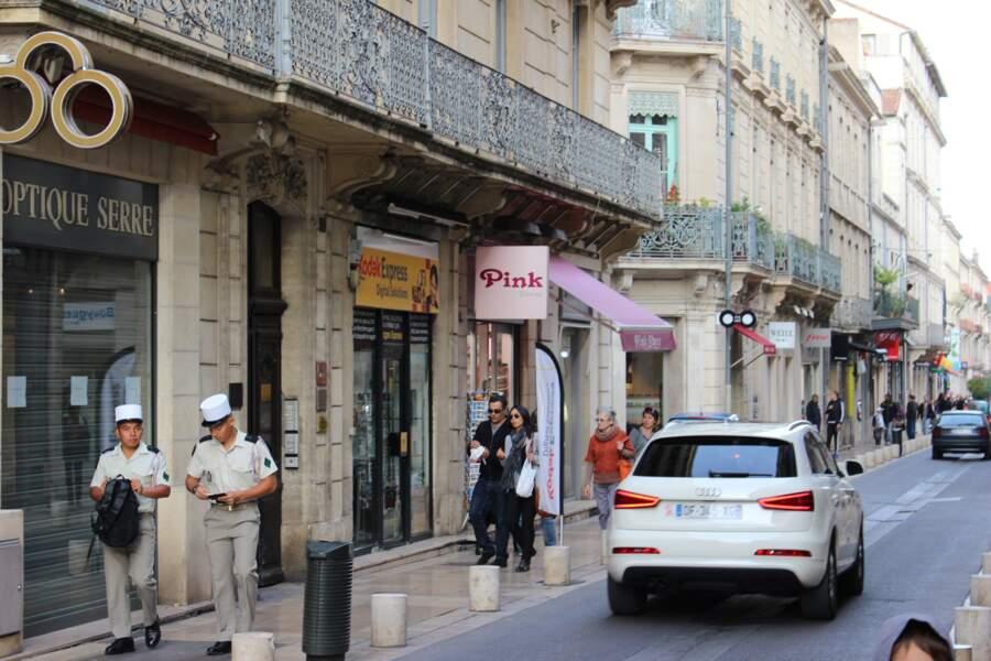 Faire du shopping dans le centre historique