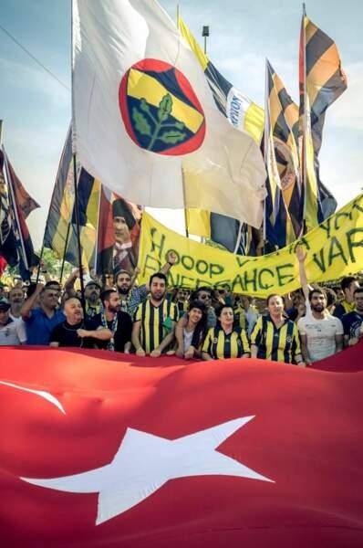 Photo prise à Istanbul (Turquie) par le GEOnaute : skweeky