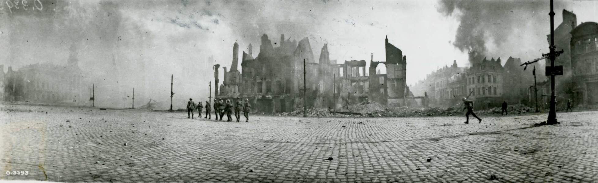 "8 octobre 1918 : la ""ligne Hindenburg"" est enfin franchie"