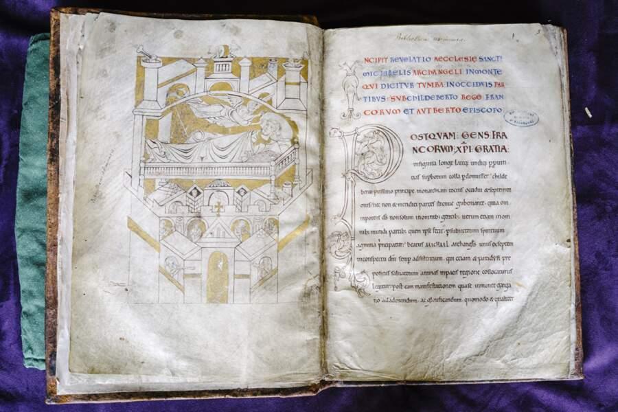 Précieux manuscrits