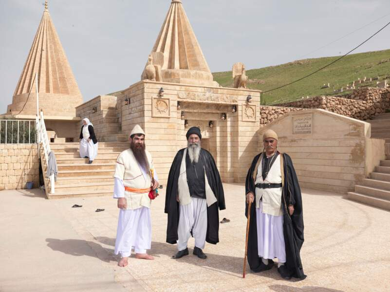 Le sanctuaire de Sharaf al-Din