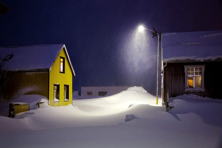 Neuf heures du matin à Suðureyri