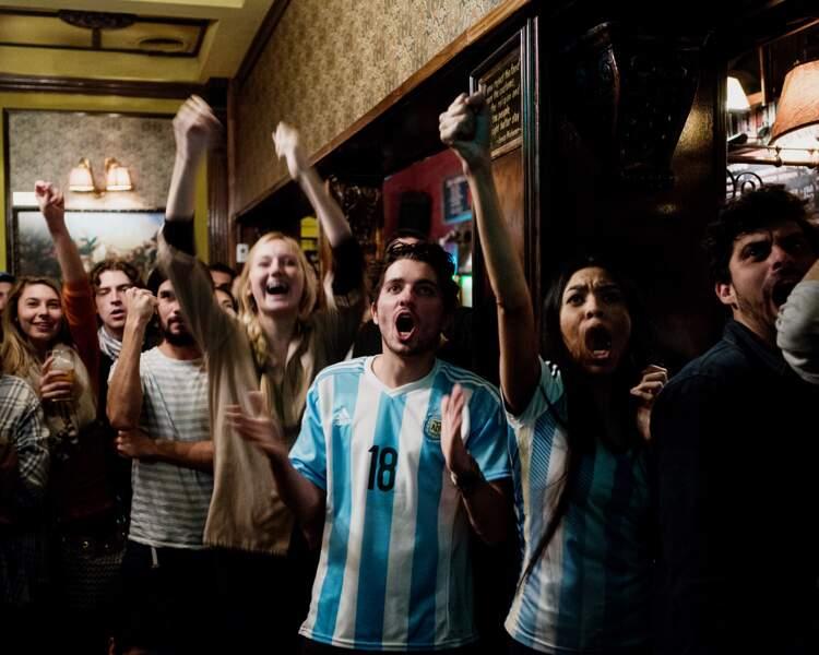 En Argentine, l'amour du ballon rond frise l'idolâtrie