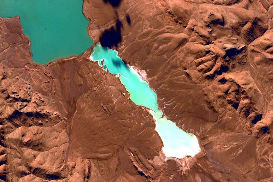 Lac Ha'Opo, au Tibet