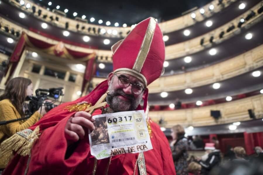 Une loterie pour Noël (Espagne)
