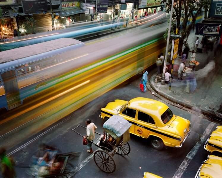 Calcutta, entre tradition et modernité
