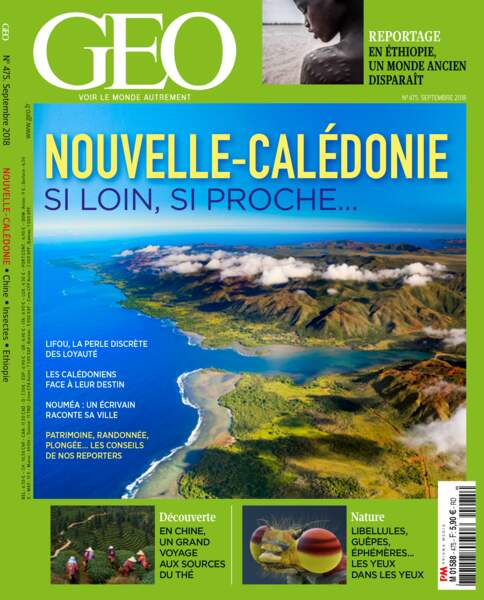 Retrouvez l'intégralité du reportage dans le magazine GEO n°475 (septembre 2018)