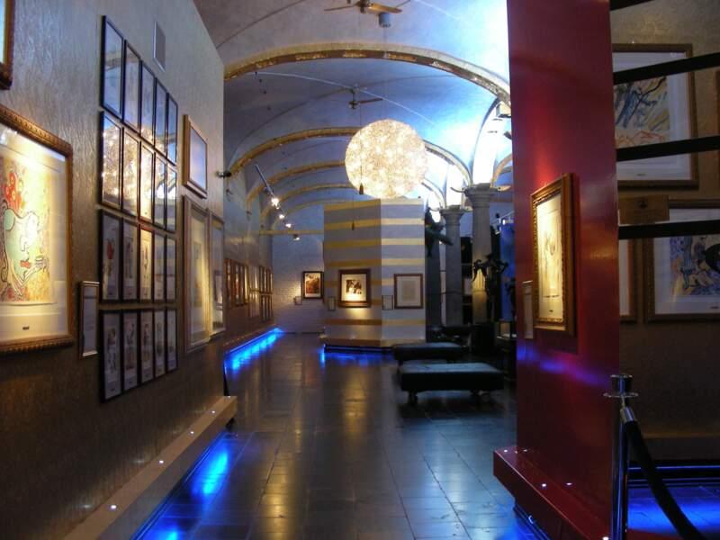 Le Museum-Gallery Xpo Salvador Dali, pour une promenade surréaliste