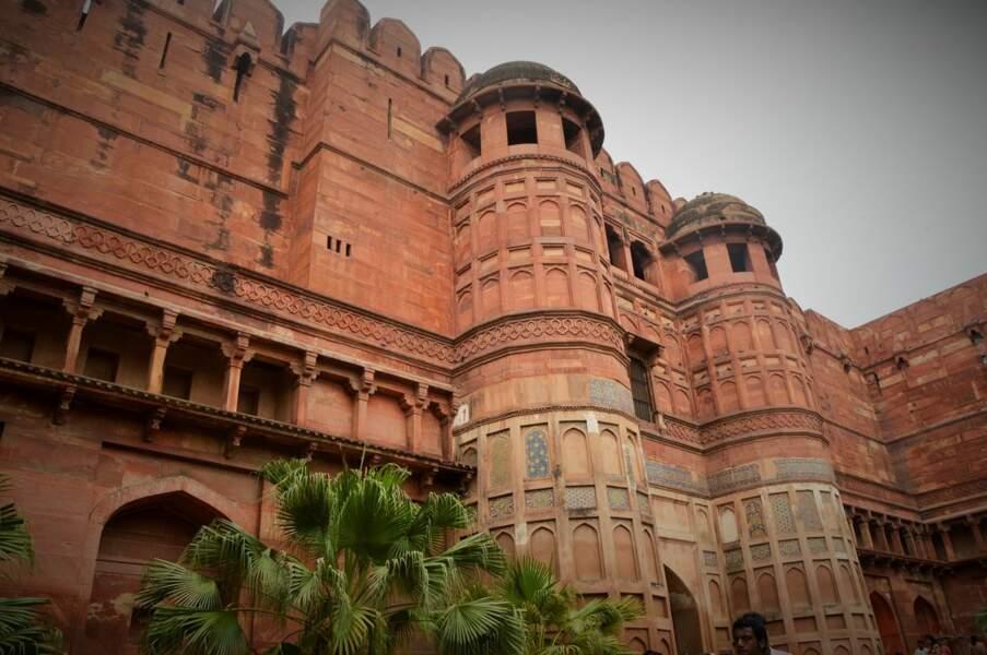 Le Fort Rouge de New Delhi