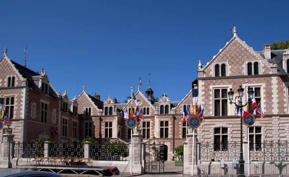 L'Hôtel Groslot