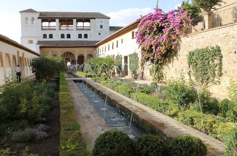 Grenade et son Alhambra