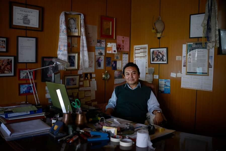 Sherpas nouvelle génération : réalisateur