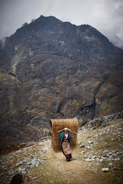 L'ascension d'une nomade