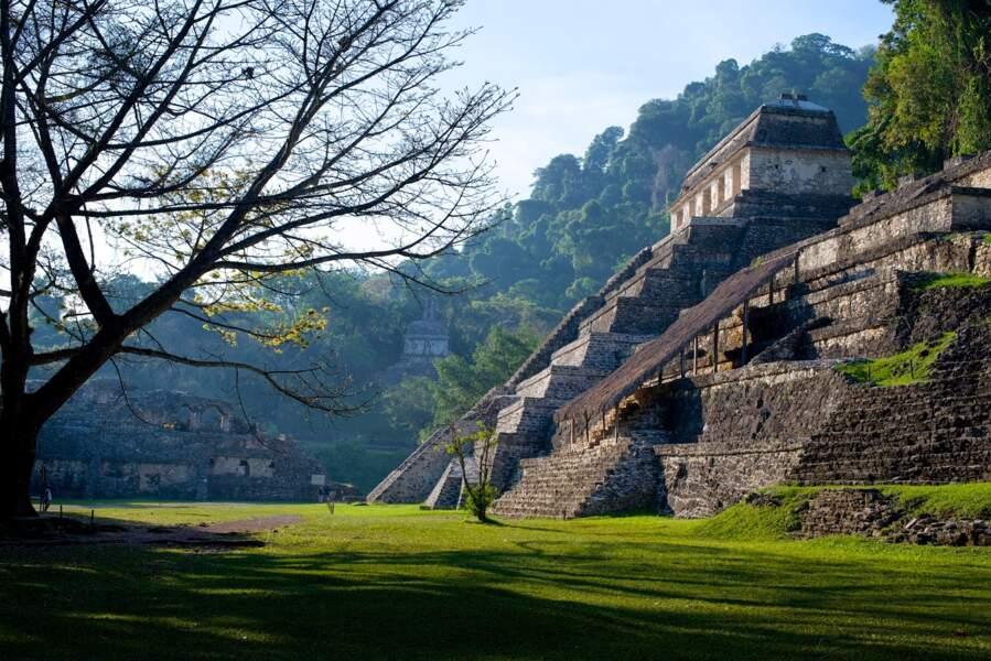 Mexique - À la découverte de Palenque