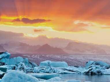Les spectaculaires paysages d'Islande