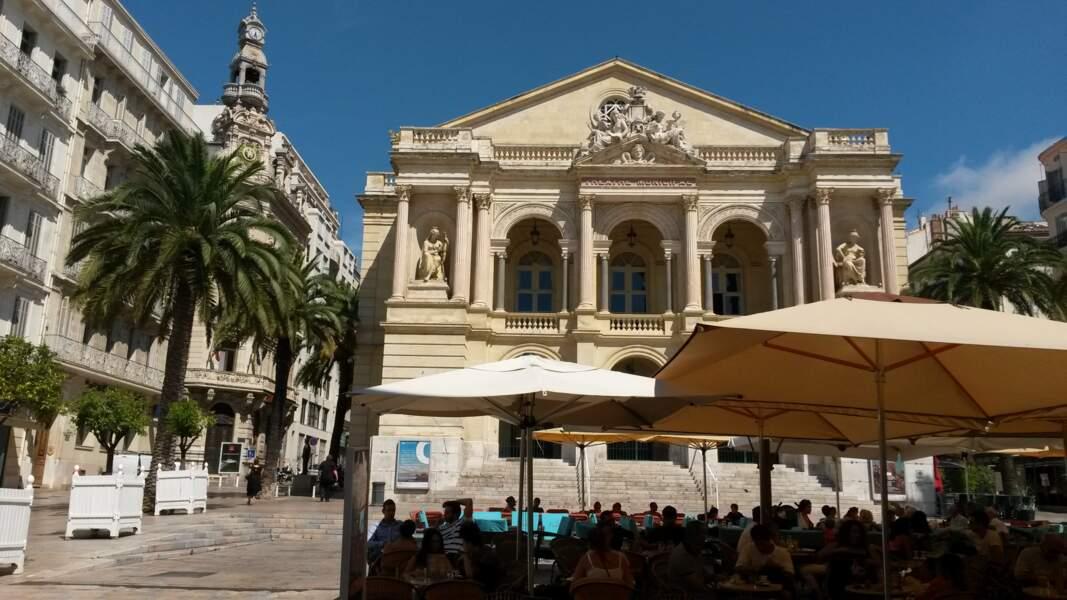 L'opéra de Toulon : fleuron du Second Empire