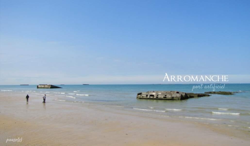 France - Arromanches