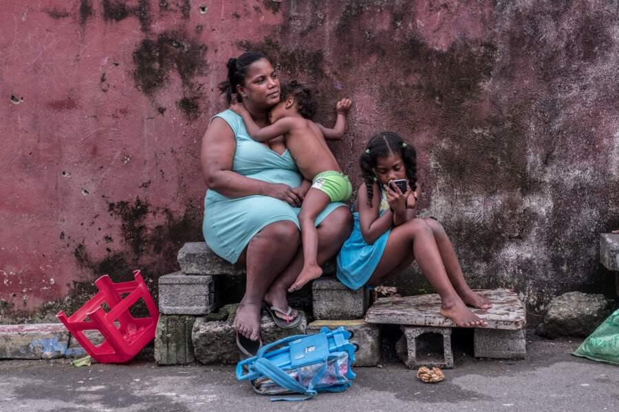 Une population majoritairement issue d'esclaves déportés depuis le continent africain