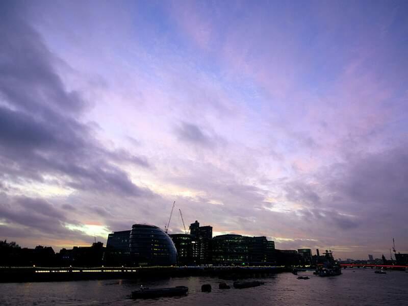 Diaporama n°7 : Londres tamisée