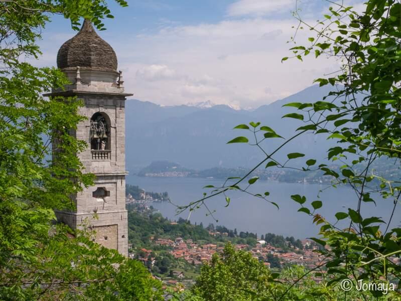 Italie - Sacro Monte di Ossuccio et San Benedetto