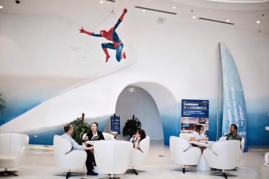 Bientôt, les plus grands studios de la planète ouvriront à Qingdao