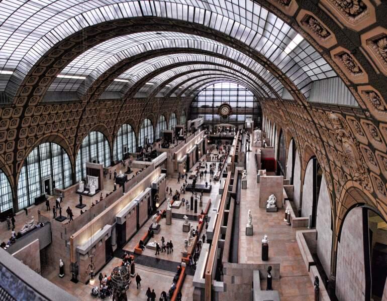 4. Le musée d'Orsay