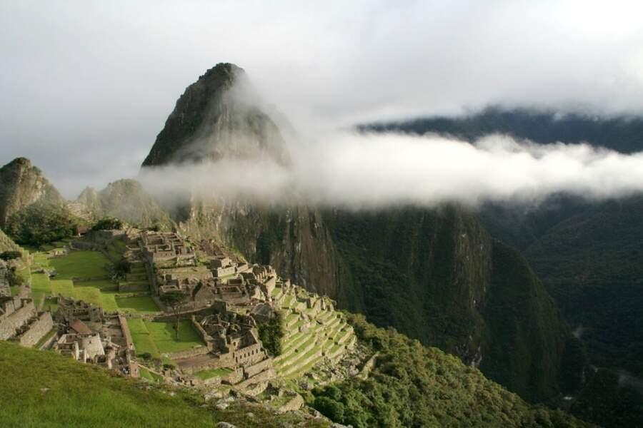 A la découverte du Pérou avec Leslie