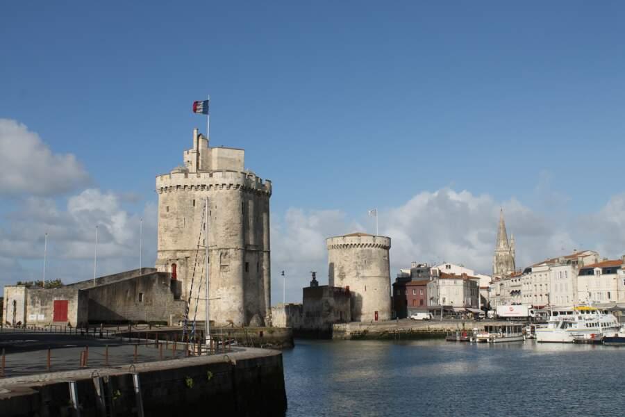 Les tours de La Rochelle : le passé médiéval de La Rochelle